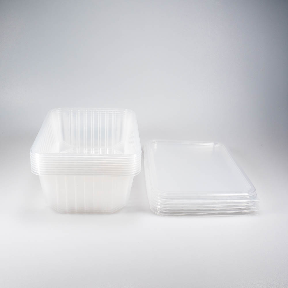 Rectangle bowls 1000 ml